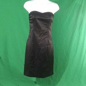 Love Tease sz 7 black stapless dress